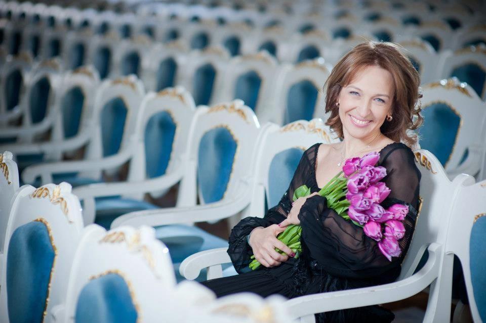 Sanda Filat a revenit din Elveția de dragul muzicii
