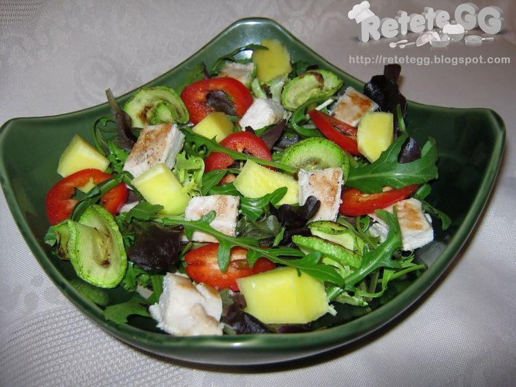 Salate cu maioneza md