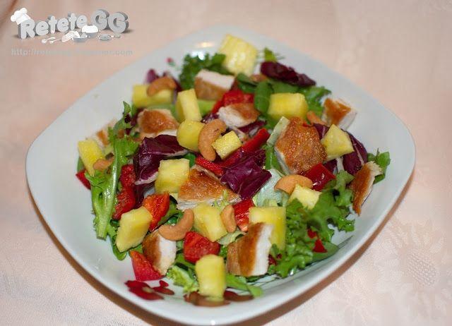 Cele mai bune salate cu maioneza