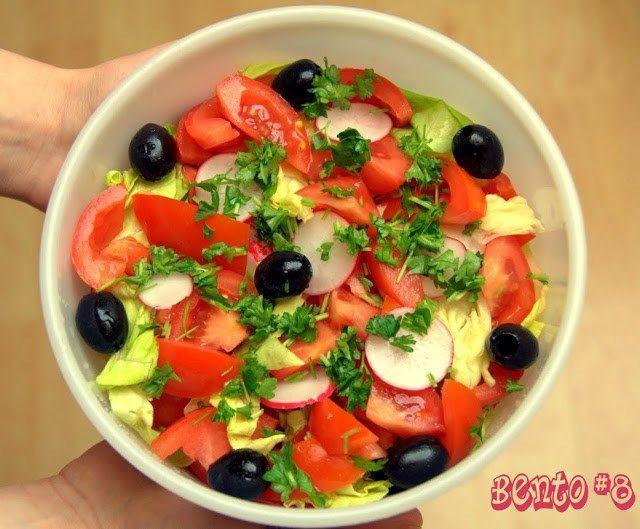 salata verde cu ridiche