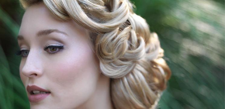 Coafuri De Mireasă Pentru Nuntă Coafuri Elegante Cu Bucle