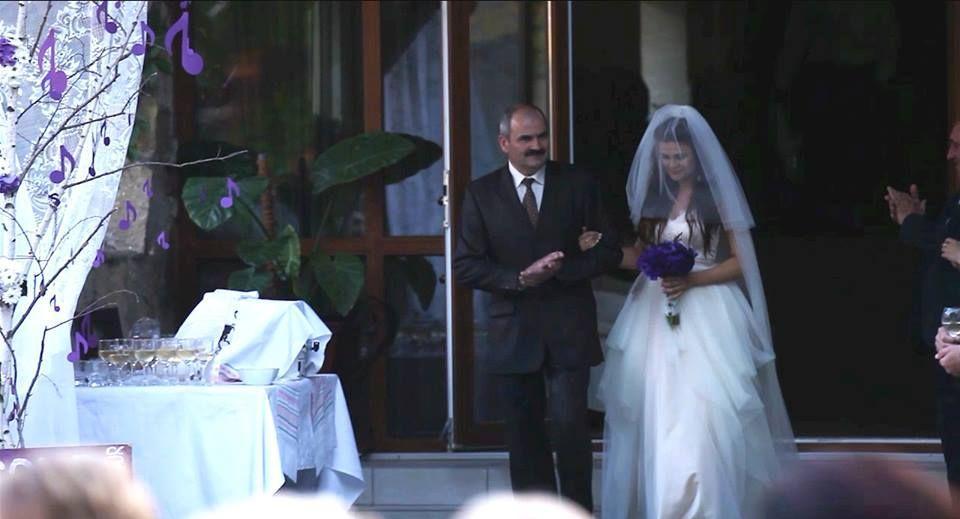 Foto: O nuntă de vedetă pe traseul Chișinău-București! (FOTO+VIDEO)