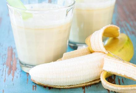 Masca de fata cu banana si iaurt