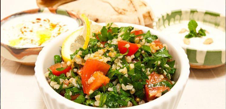 Foto: Renumita salată libaneză Tabouleh