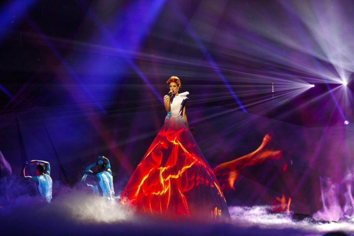 Foto: Aliona Moon are șanse mari în finala ESC2013!?