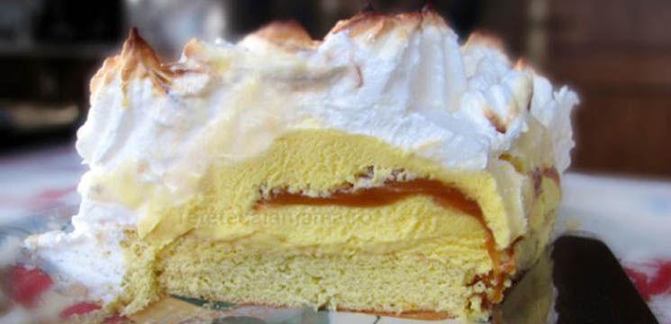 Un desert neobișnuit: înghețată coaptă!