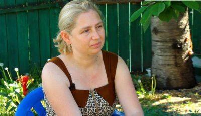"""Violeta Andronachi: """"Când mă privesc în oglindă, nu-mi place ce văd!"""""""