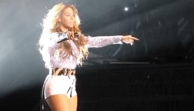 Beyonce a cerut să fie dat afară un fan! VIDEO
