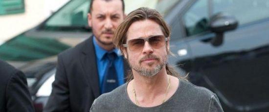 Brad Pitt suferă de o afecțiune a creierului!