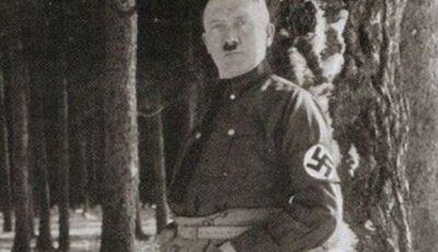 Fotografie interzisă cândva de Hitler. Uite cum arată