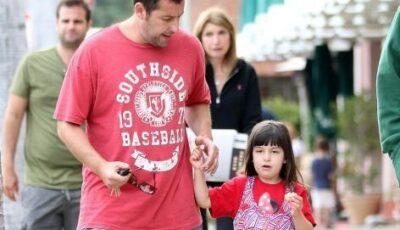 Așa arată fiica lui Adam Sandler!