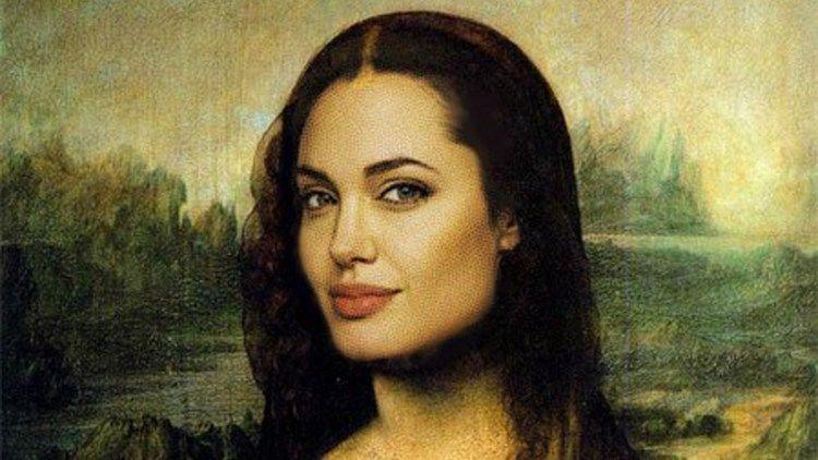 Cum crezi că ar arăta vedetele de la Hollywood în marile picturi ale lumii! FOTO