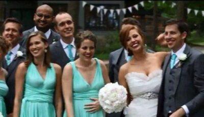 Fotografiile de la nunta lor, au fost vizionate de zeci de mii de oameni!