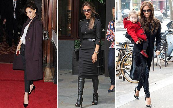 Victoria Beckham seen out in London