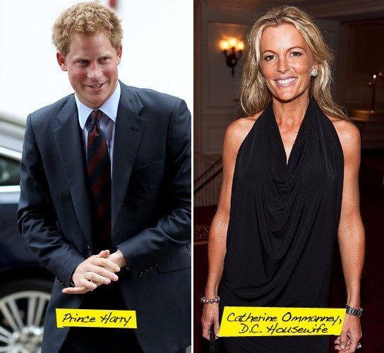 Iubitele prințului Harry! (Foto)
