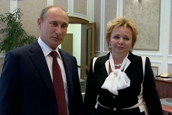 Preşedintele Rusiei, Vladimir Putin, divorţează! Video