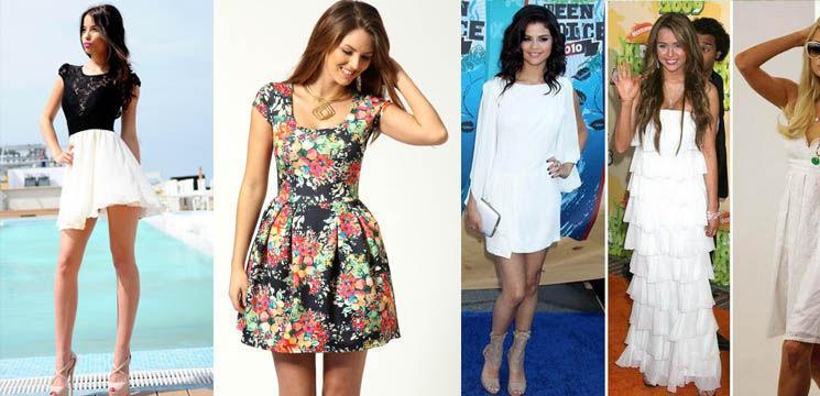 4 modele de rochii trendy pentru vară!