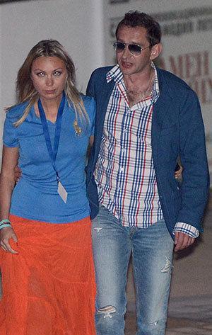 Foto: Konstantin Habenski a apărut cu noua sa iubită!