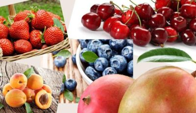 5 fructe de vară pe care trebuie să le consumi zilnic