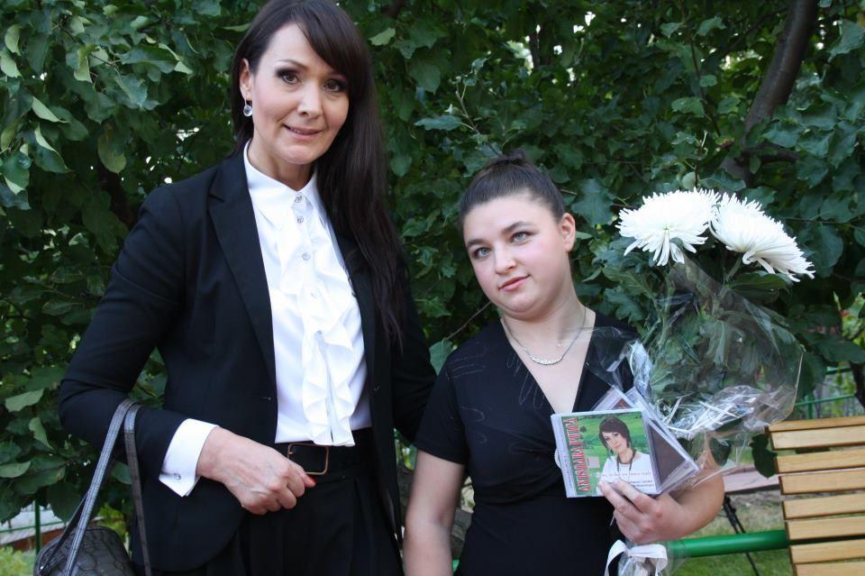 Foto: Anișoara Puică într-un video emoționant