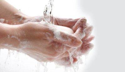 95% din populație nu se spală corespunzător pe mâini!