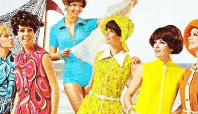 A revenit în modă stilul anilor '60