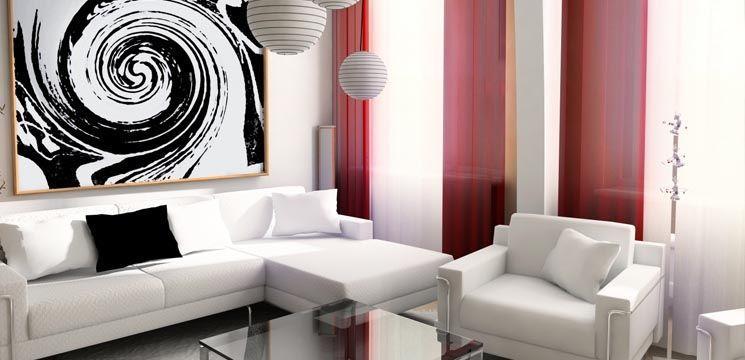 Foto: Alege culorile din casă în funcție de semnificația lor!