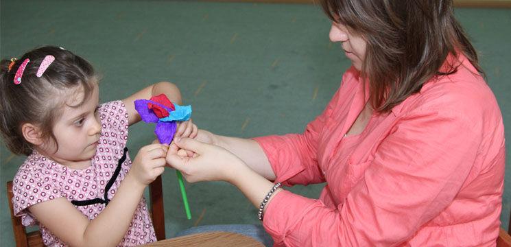 """Foto: Art-terapie pentru copii  – atelierul """"Emoțiilor colorate"""""""
