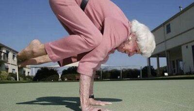 Bătrânii ce-și sfidează vârsta!