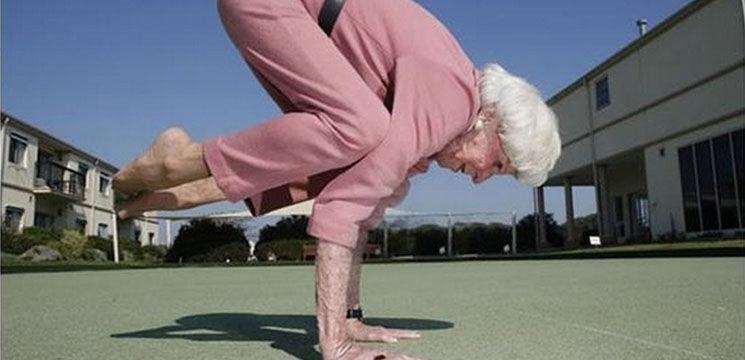 Foto: Bătrânii ce-și sfidează vârsta!