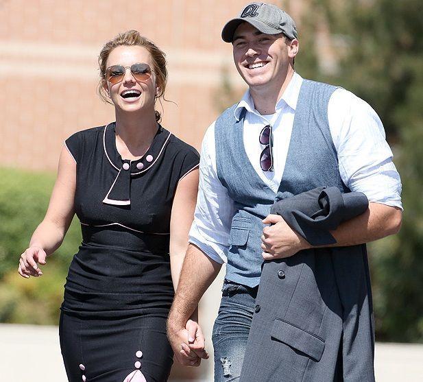 Britney Spears şi David Lucado