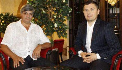 Constantin Moscovici în postură de ginecolog!