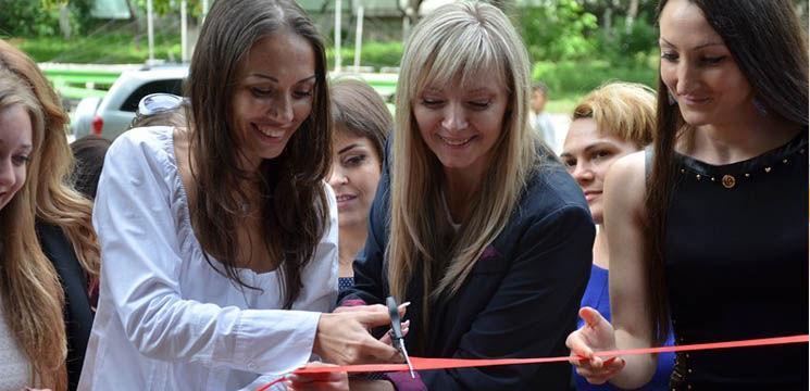 Deschiderea unei noi săli Unica Sport în sectorul Botanica!