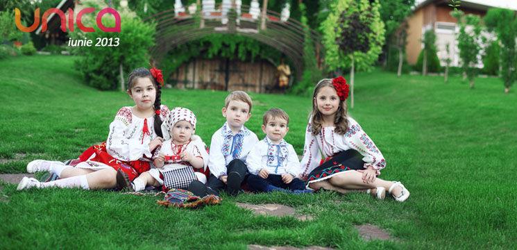 Ei duc mai departe tradiția familiilor Sulac, Iliuț, Advahov și Crudu