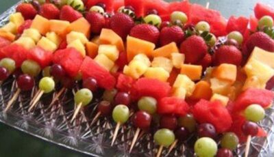 Fructele la grătar – desertul perfect pentru vară