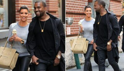 Kanye West și Kim Kardashian fac nuntă!