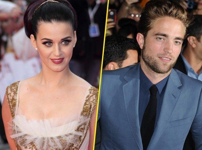 Katy Perry şi Robert Pattinson