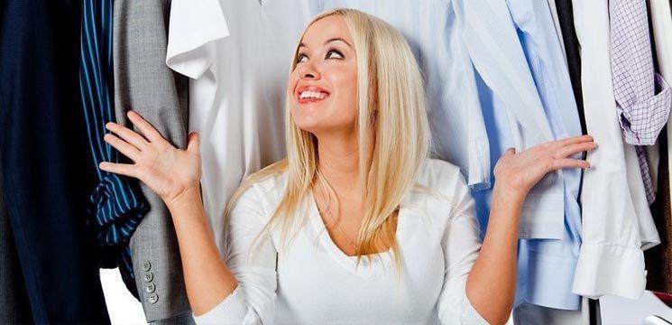 Foto: Parfumează-ți hainele în mod natural!