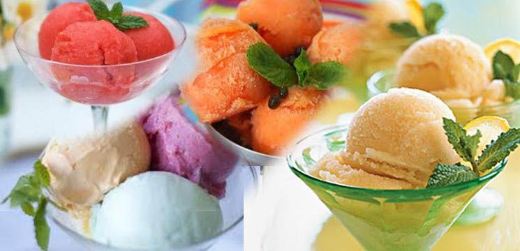 Rece, parfumat, puține calorii și înlocuiește înghețata!