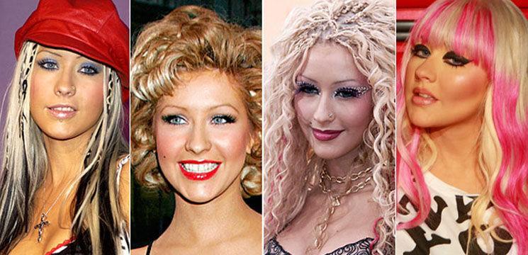 Stilul controversat al Christinei Aguilera!