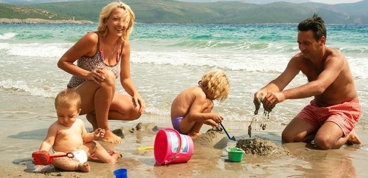Trusa medicală pentru vacanța cu copii