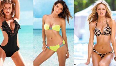 Victoria's Secret vine cu o nouă colecție de costume de baie!