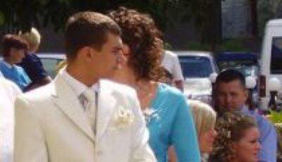 Mirele a rămas șocat, cum a apărut mireasa la nuntă!