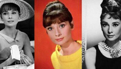 Audrey Hepburn – un model de frumusețe și eleganță!