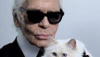 Karl Lagerfeld o vrea de soție pe… pisica lui!