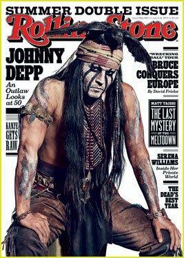 Johnny Depp vorbește despre despărţirea de Vanessa Paradis