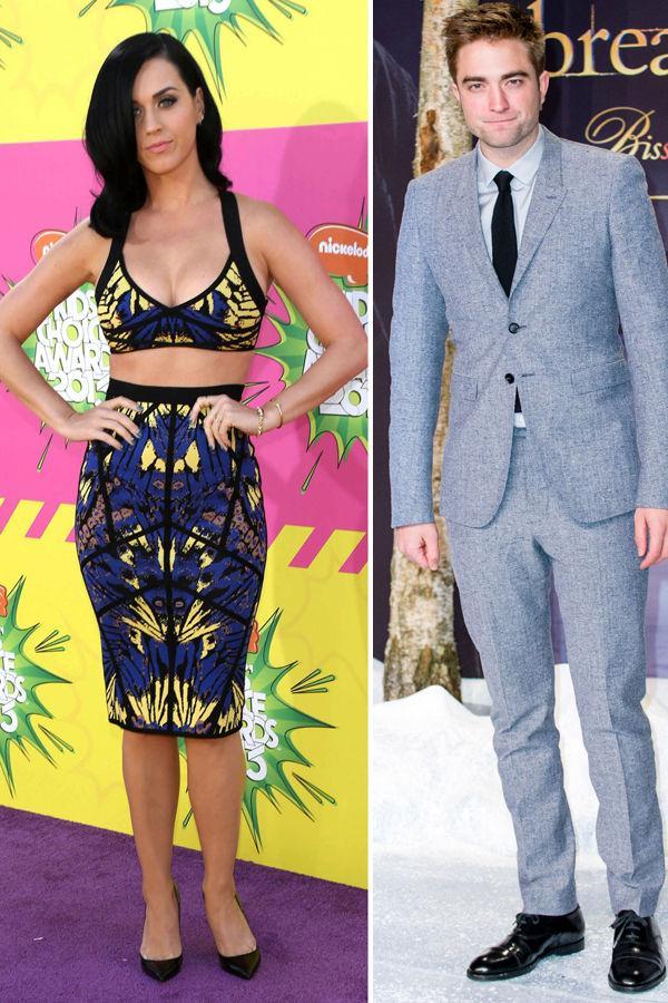 Katy Perry și Robert Pattinson împreună?