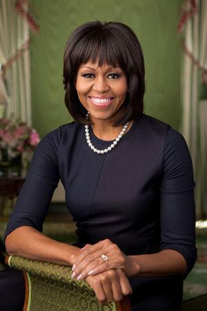 Michelle Obama a fost scoasă din sărite de o lesbiană!