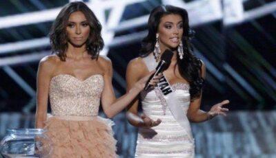 Gafă de proporții la Miss USA