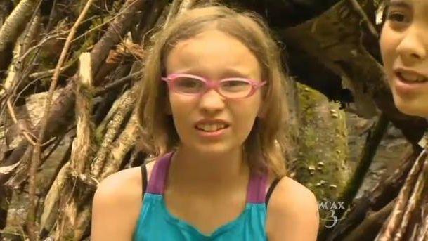 O fetiţă mioapă a salvat viața unei prietene!